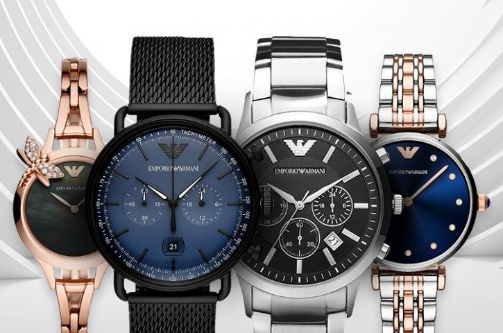 A Review On Emporio Armani Watch